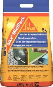 SIKA MINIPACK WOTERPROOFING 5/1