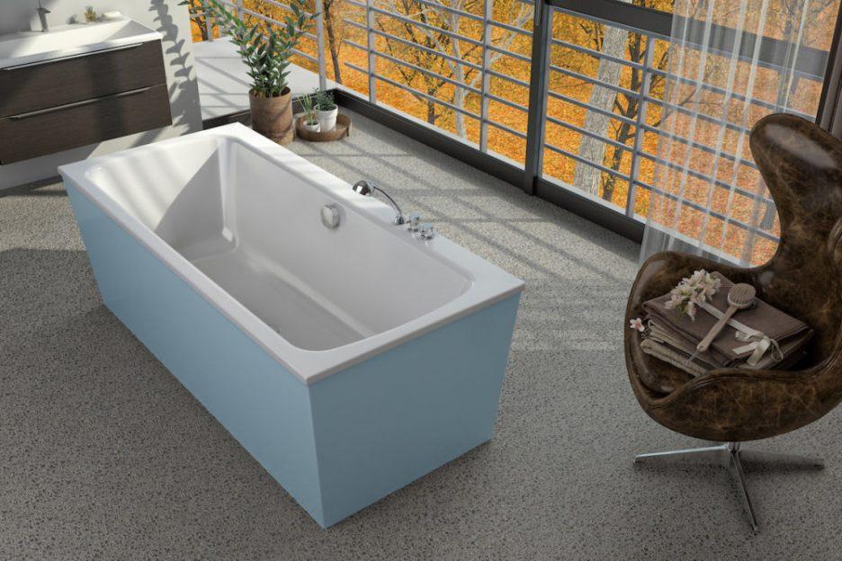 KADA EROICA-FS 180X80/O WHITE BLUE 596300
