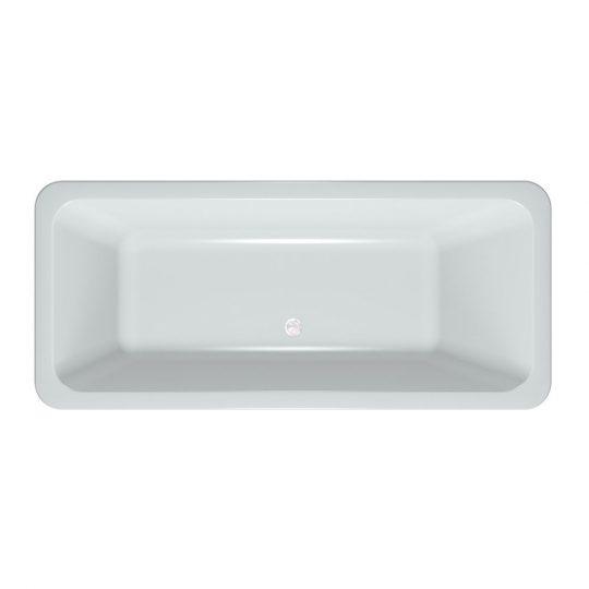 KADA EROICA-FS 180X80/O WHITE MAT 596320