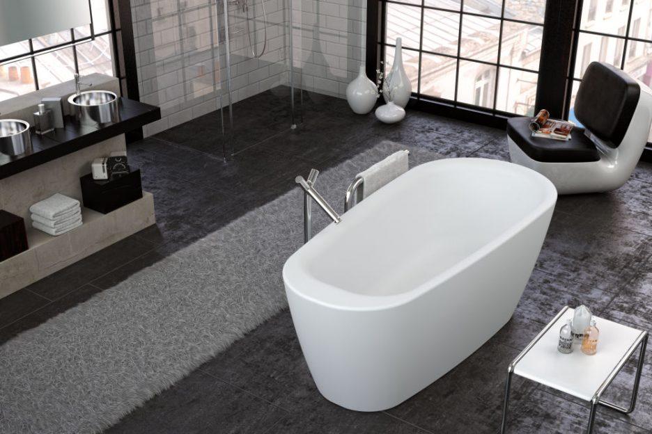 KADA ADONIS-FS 180X80/MO-V WHITE 570350