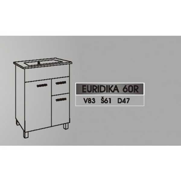 ORMARIC EURIDIKA 60R