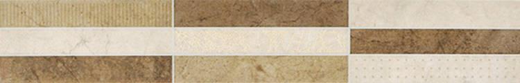 LISTELA MARFIL MOSAICO 850L136 8X50