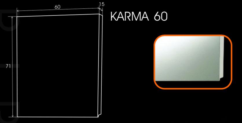 ORMARIC KARMA 60