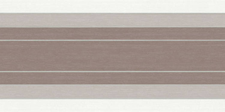 HABITAT STRIPES NOCE 25X50 1.62