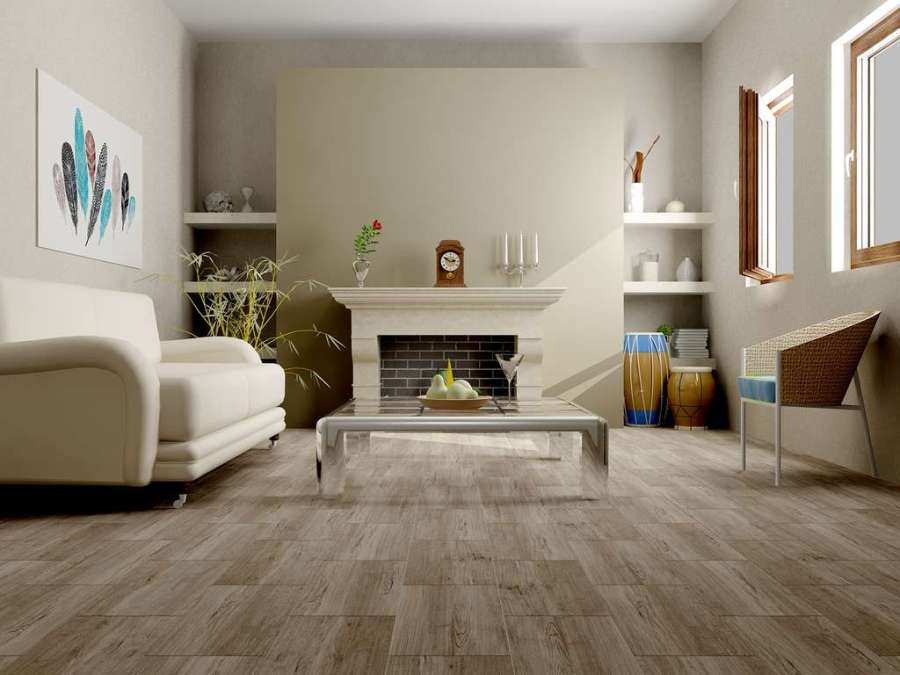 NEW FEELING FLOOR OLIVA 25X50 1.75