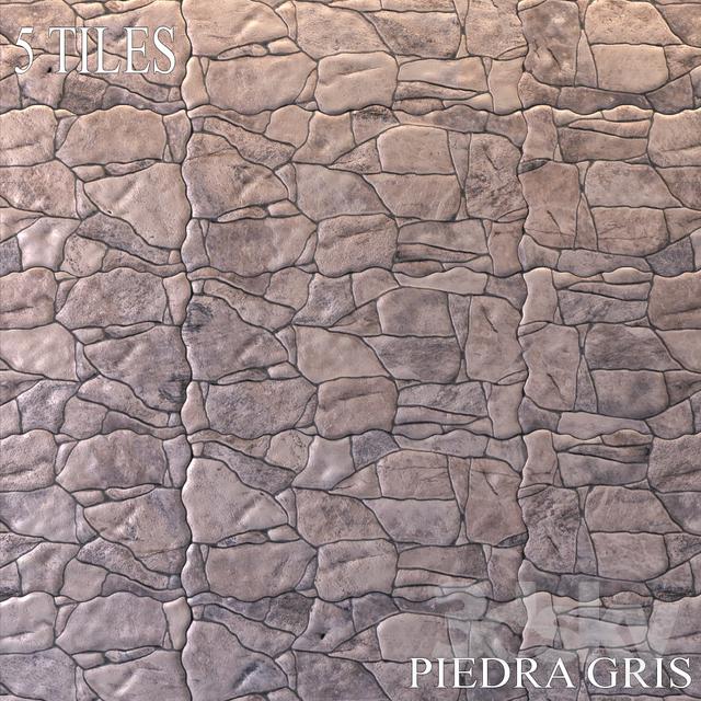 PIEDRA GRIS 23X46 1.40