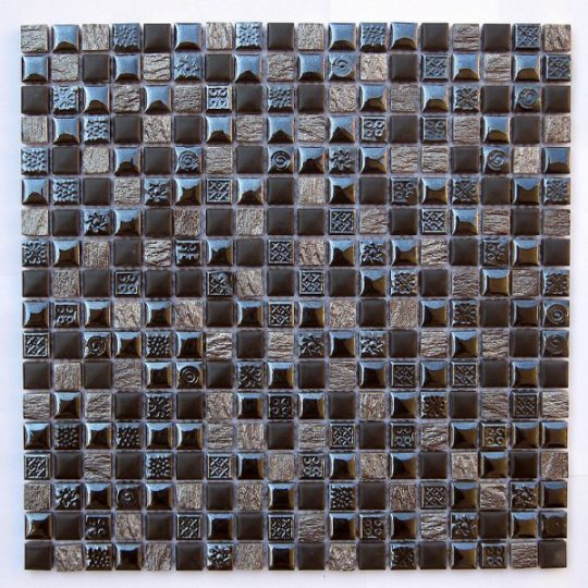 ST. MOZAIK EMOTION GREY 30X30