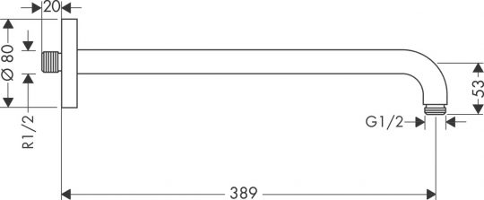 HG KONZOLA TUS RUZE 27413000