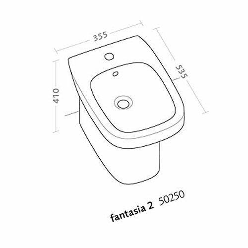 FANTASIA 2 BIDE 50250