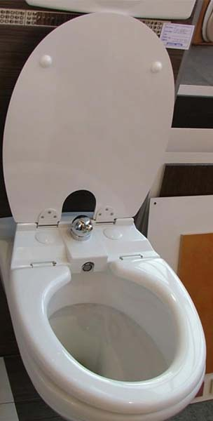 WC DASKA SA FUNKCIJOM BIDEA