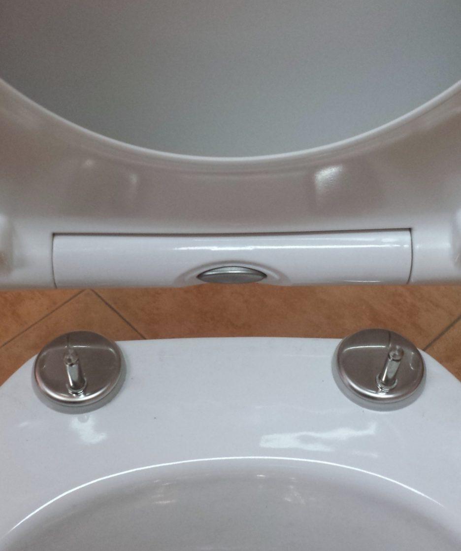 WC DASKA MINOTTI SLOW-CLOSE