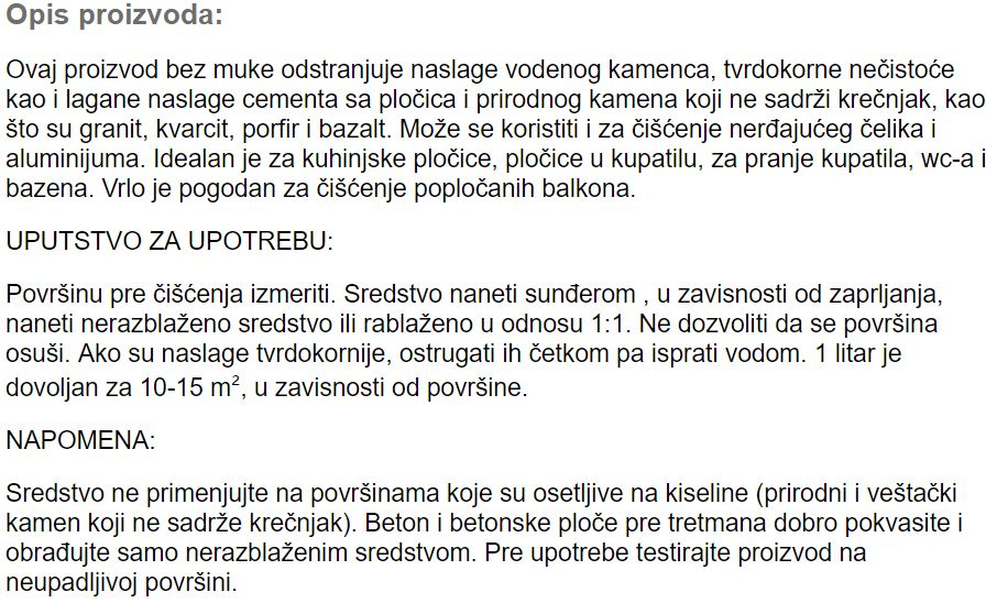 CISTAC KAMENA 059