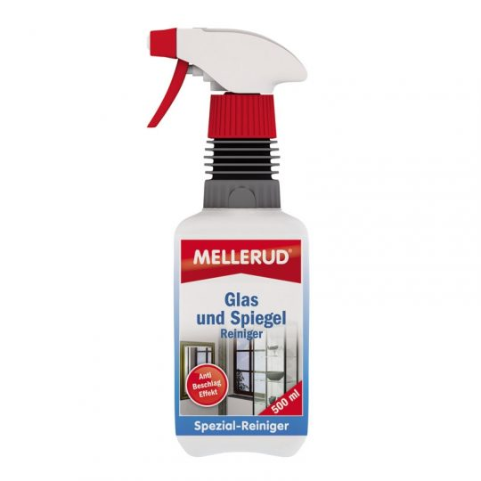 GLASS AND MIRROR CLEANER 124
