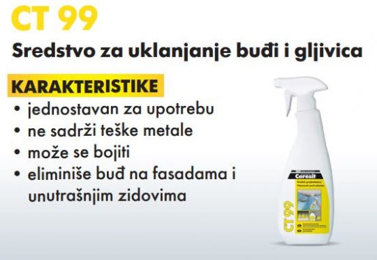 HENKEL CERESIT CT 99 SPRAY 500ML