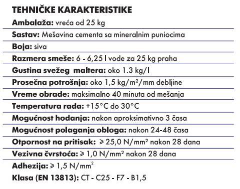 HENKEL CN-69 SAMONIVELUSUCA MASA 25/1