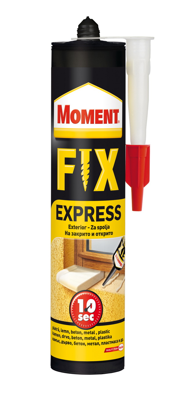 HENKEL MOMENT EXPRES FIX 375ML