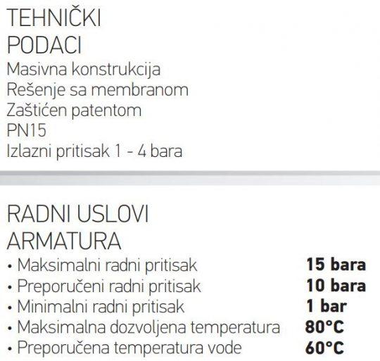 UMANJIVAC PRITISKA 3/4 A601034
