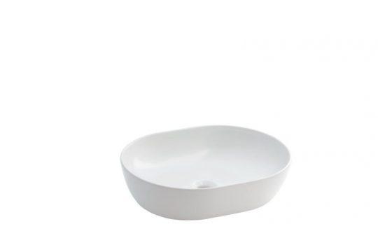 LAVABO ALTO WHITE 502X381