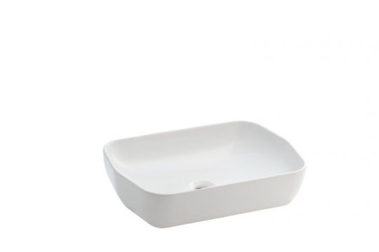 LAVABO LUCIDA WHITE 558X378